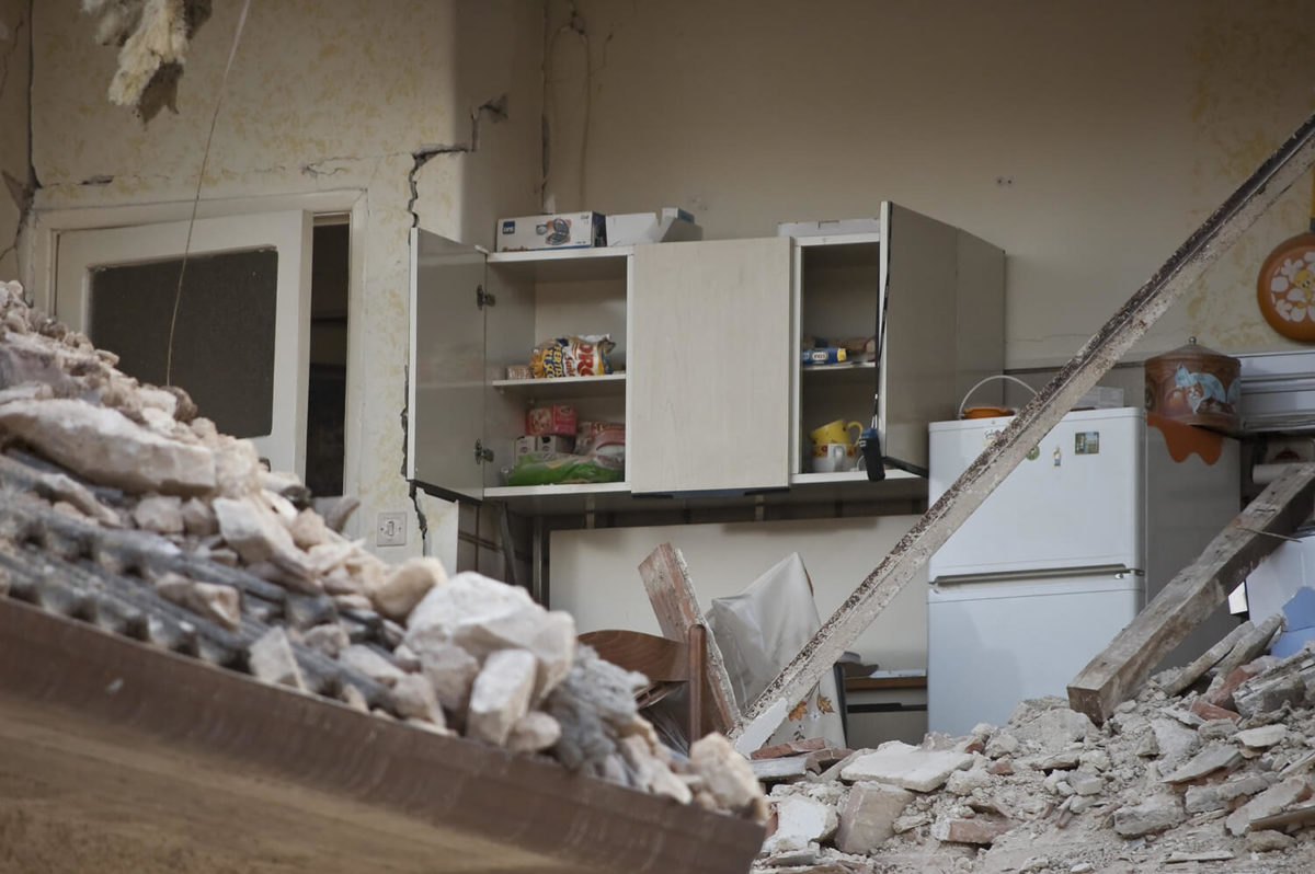 Does my home policy cover me for Earthquakes?